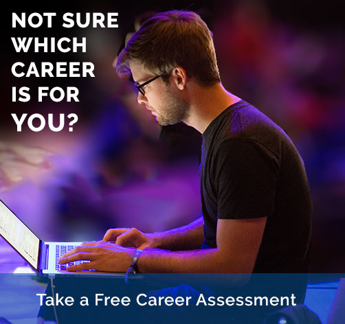 Not Sure which Career is for You? Take a free career assessment.
