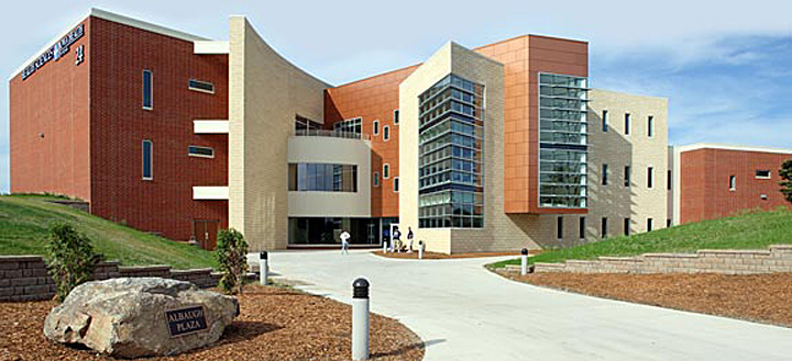 DMACC Health Sciences Building