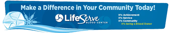 LifeServe Blood Drive