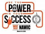 Be the Power in your Success. WIC Week - NAWIC March 3-8, 2019
