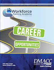 Workforce Training Academy Brochure Cover