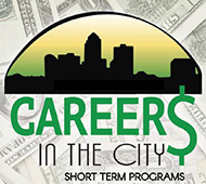 Careers in the City - Shor Term Training Programs