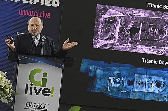 Dr. David Gallo