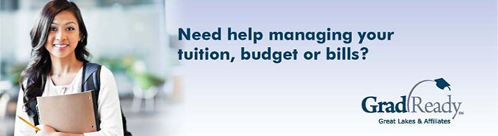 Need help managing your tuition, budget or bills? GradReady