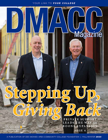 DMACC Magazine - Current issue