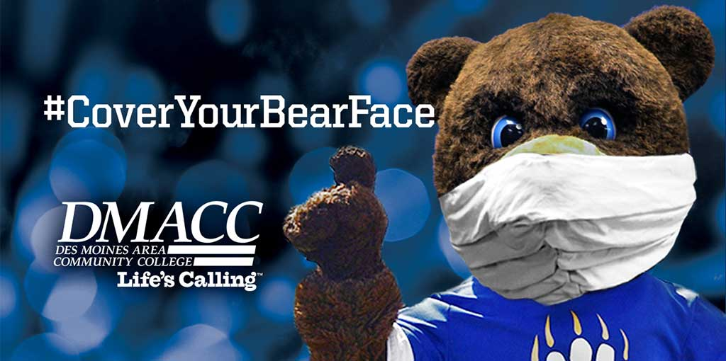 Cover Your Bear Face