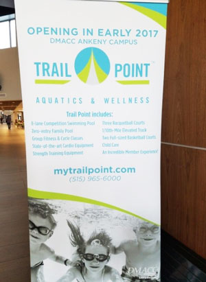 Opening poster for Trail Point