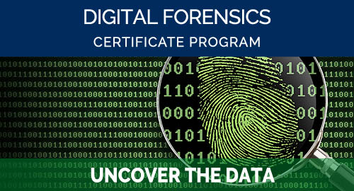 Digital Forensics Certificate from the DMACC Criminal Justice Certificate Program