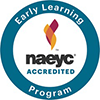 Early Learning Program NAEYC  Accredited Logo