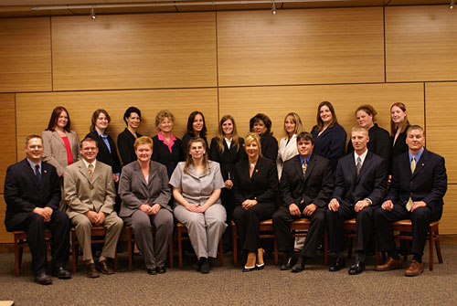 DMACC Mortuary Science Summer Class of 2007