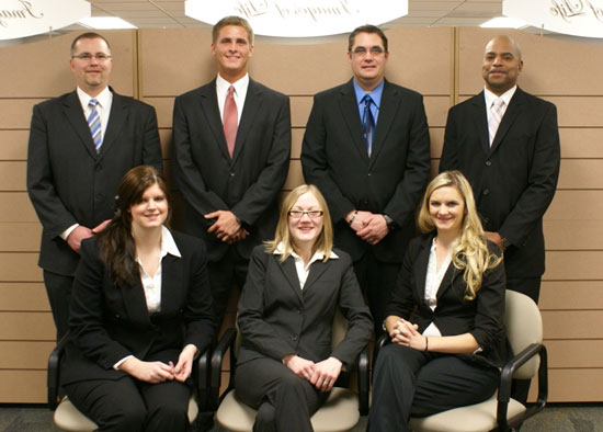 DMACC Mortuary Science Spring Class of 2012