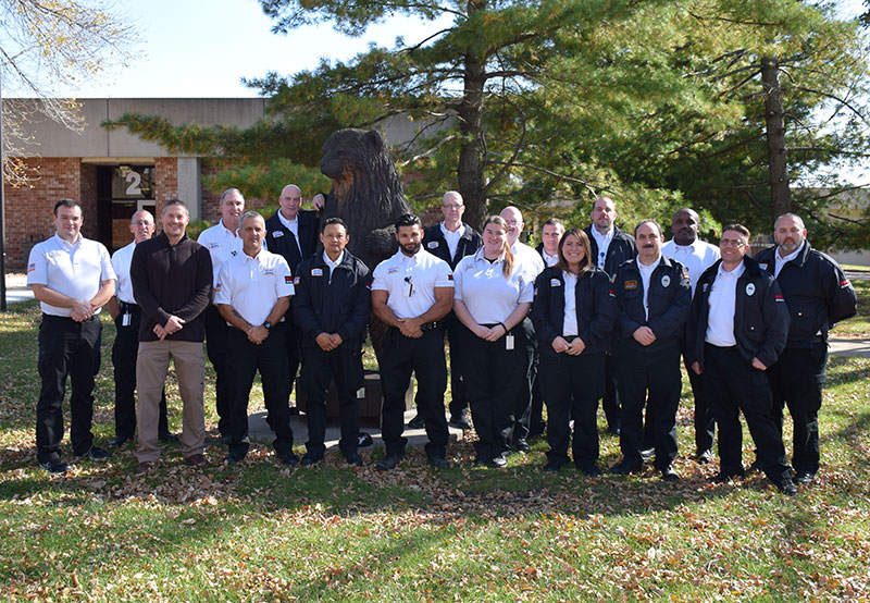 DMACC Security Staff Group Photo