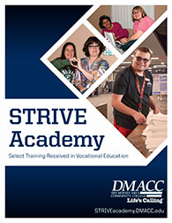 Strive Academy Packet cover image