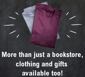 We're more than just a book store!