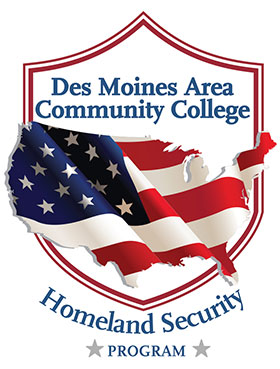 DMACC Homeland Security Program logo