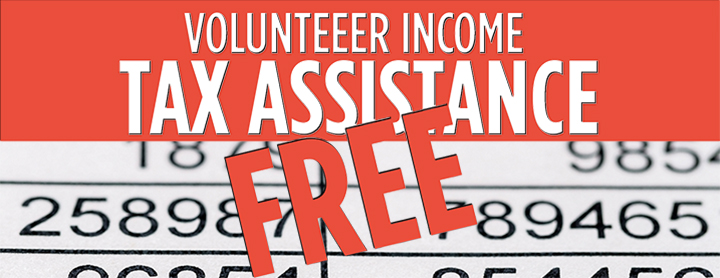 Volunteer Income Tax Assistance - FREE